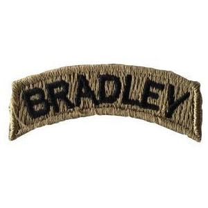 BRADLEY Tab Patch - Fabric Locking Module - Subdue OCP