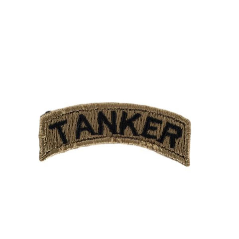TANKER Tab Patch - Fabric Locking Module - Subdue OCP