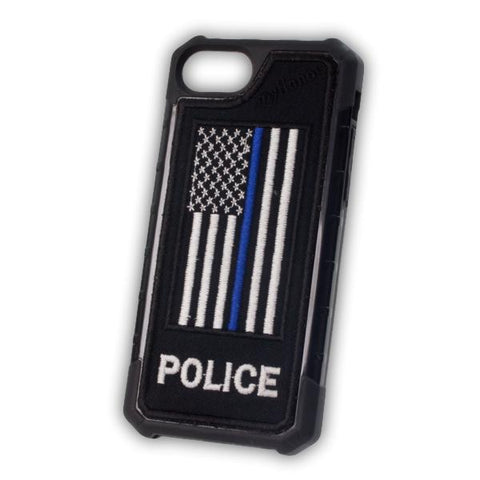 POLICE - Embroidered Bumper Case - iPhone 6 / 7 / 8