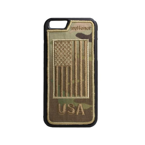 USA - Fabric Case Cover - iPhone 6 - Locking Module - OCP
