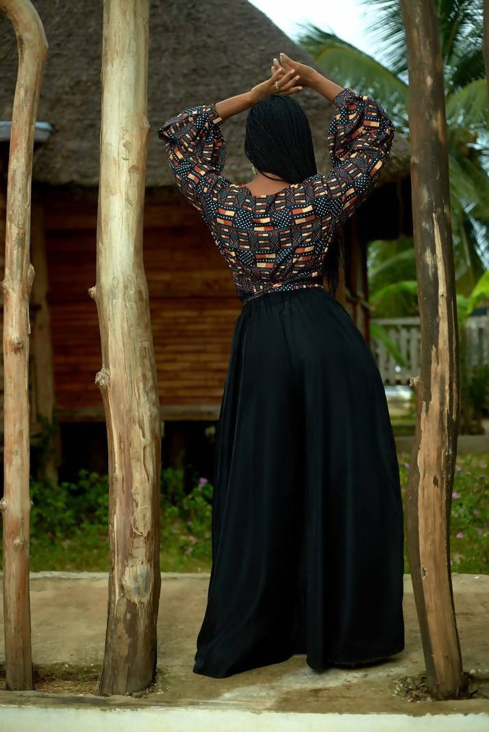 Dola Set & Imane Pants - Zuvaa
