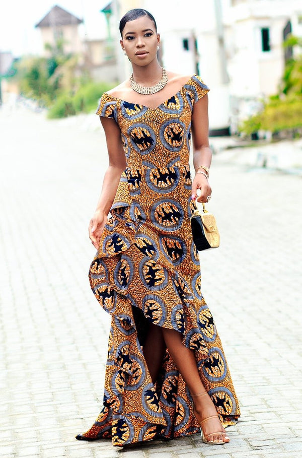 Teni Dress - Zuvaa