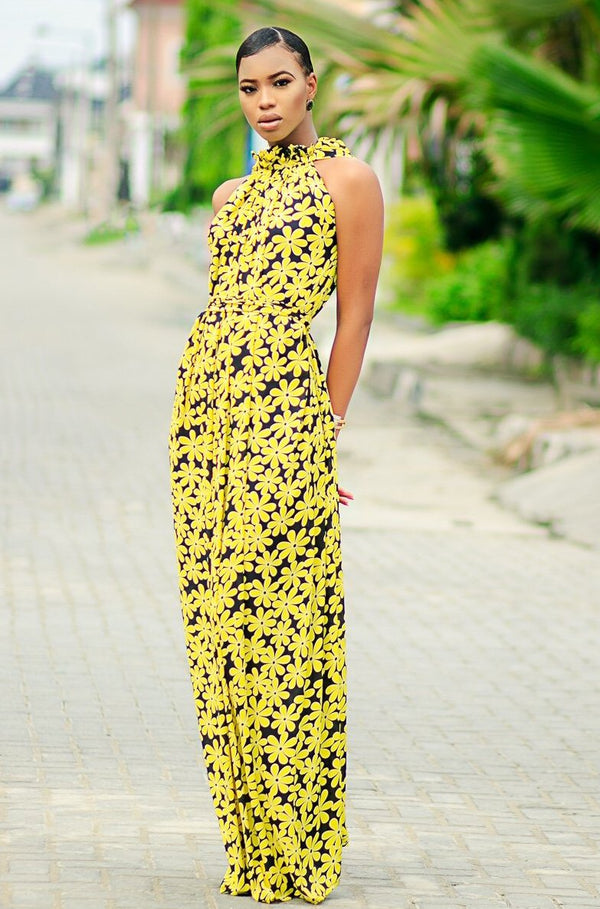 Kels Maxi Dress - Zuvaa