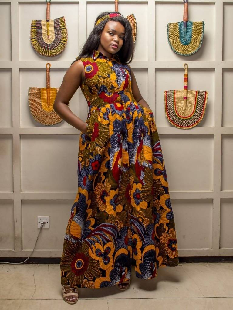 Zinzi Coat Dress - Zuvaa