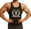 Swole Athletics Crown Black Stringer (Men's) - Swole Athletics