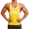 Swole Athletics Crown Yellow Stringer (Men's) - Swole Athletics