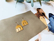 Load image into Gallery viewer, Julia Earrings (Geometric Mix)
