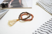 Load image into Gallery viewer, Avery Tassel Bracelet Duo