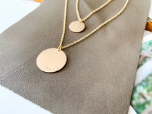 Load image into Gallery viewer, Mama Coin Necklace Set