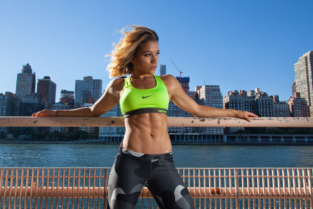 It's band time! Time to get toned with Lena Marti! Part 2