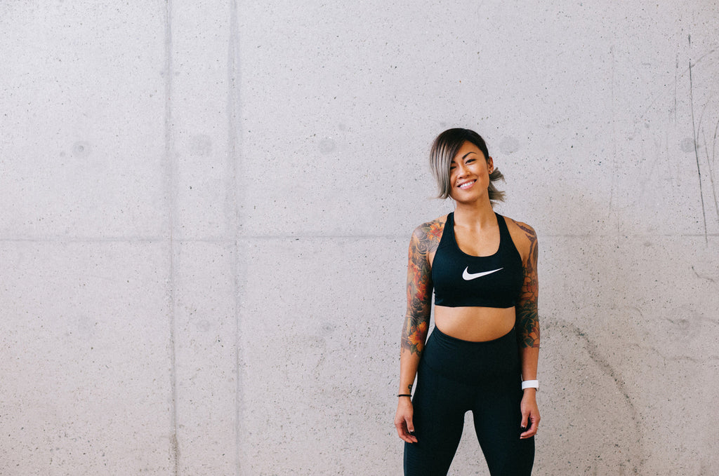 Time to get fit! HIIT workout series by Joanne Encarnacion! Part 1