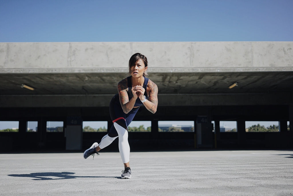 Time to get fit! HIIT workout series by Joanne Encarnacion! Part 2