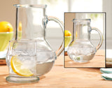 Nightstand Carafe with Tumbler