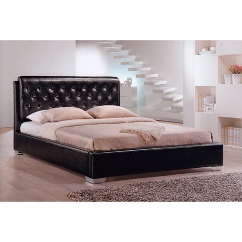 Miyo Upholstered Platform Bed