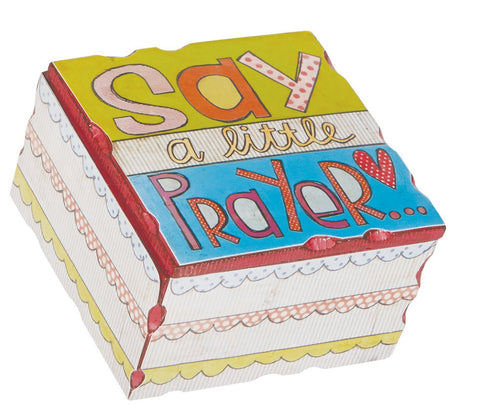 "Keepsake Box - ""Say A Little Prayer"""