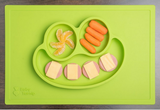 Baby Turnip Plate + Placemat
