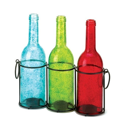 Trio of Color Candleholder