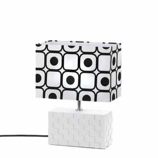 Mod Squad Pop Art Table Lamp - Short