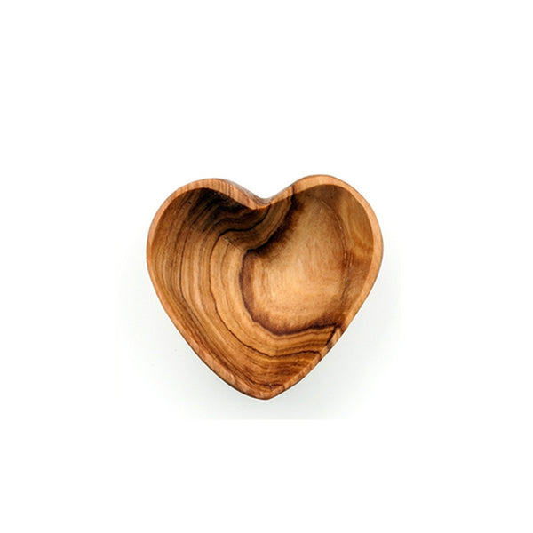 Wild Heart Olive Wood Bowl