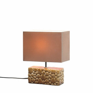 River Rock Out Table Lamp