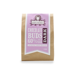 San Churro Couverture Dark Chocolate Buds