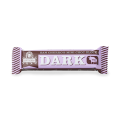 San Churro Couverture Dark Chocolate Mini Bar