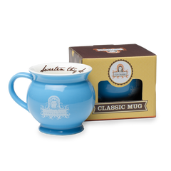 San Churro Hot Chocolate Mug Blue