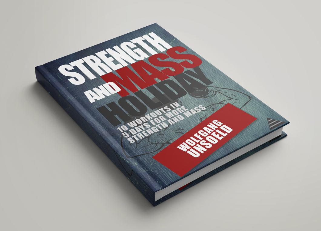 eBook & Videos - Strength and Mass Holiday