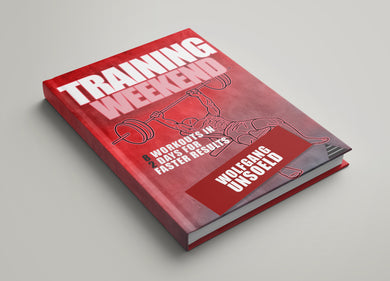 eBook & Videos - Training Weekend