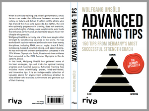 Book (english) - Advanced Training Tips - 150 Tips from Germany's most successful Strength Coach