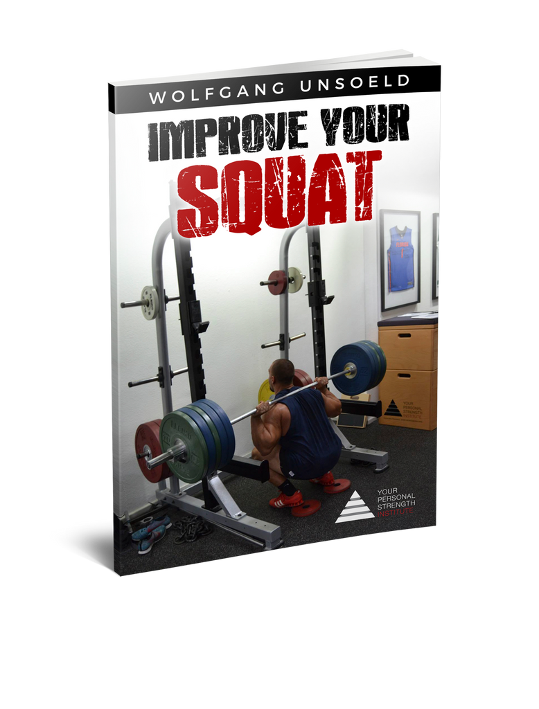 Ebook & Videos - Improve your Squat