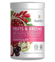 Laden Sie das Bild in den Galerie-Viewer, Fruits & Greens by NutriDyn