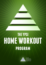 Laden Sie das Bild in den Galerie-Viewer, 2.0 - The YPSI Home Workout Program (english)