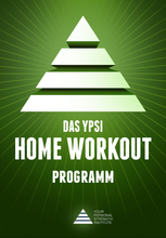 Laden Sie das Bild in den Galerie-Viewer, 2.0 - Das YPSI Home Workout Programm (deutsch)
