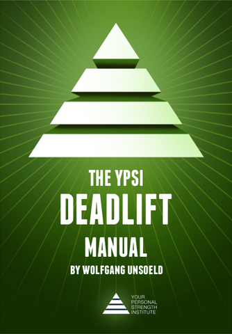 Ebook - The YPSI Deadlift Manual