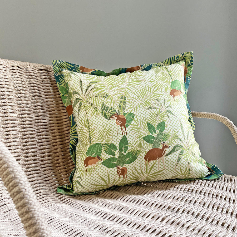 Mousedeer Cushion Cover