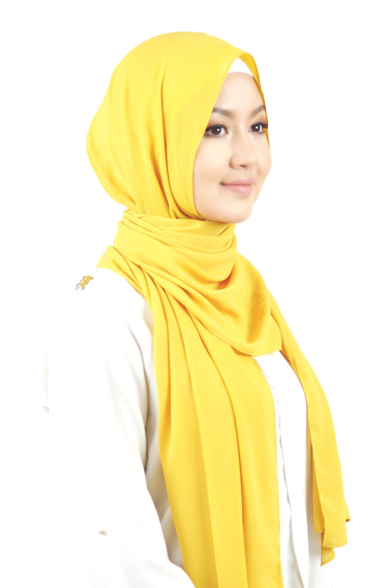 Magnolia Collection: Mustard Yellow