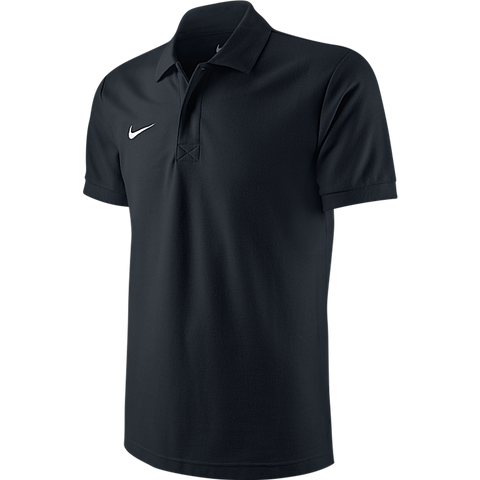 Nottingham FA -  Nike Team Core Polo - Adult, Black (AJ1502/010) - Fanatics Supplies
