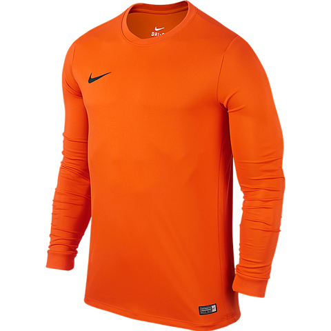 Football and Fitness Academy - Nike Park training Kit, Orange, youth sizes - Fanatics Supplies