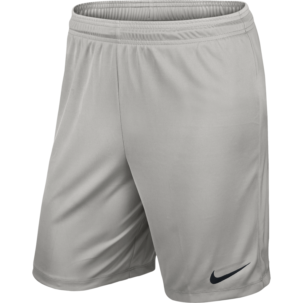 Aylestone Park F.C. - Nike Knit ,Training short, Pewter Grey. Adults.