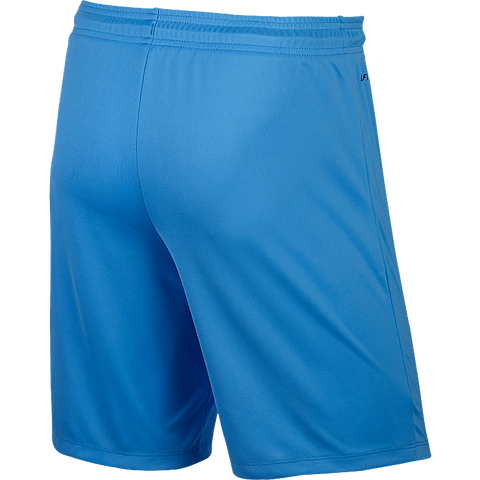 Football & Fitness Academy Park II Knit Short - Adult, University Blue - Fanatics Supplies