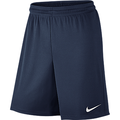 Football & Fitness Academy Park II Knit Short - Adult Navy - Fanatics Supplies