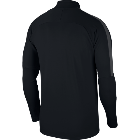 Score Football Coaching - Nike Academy 18 Drill Top, Black. Adults. - Fanatics Supplies