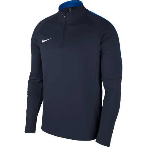Triple Skillz  - Nike Academy 18 Drill top, Mens sizes. ( 893624/451)