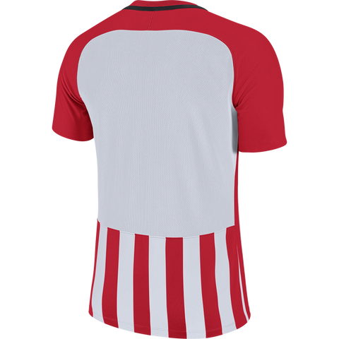 Ingles F.C. - Nike Striped Division III jersey, Red/White, Adults. - Fanatics Supplies
