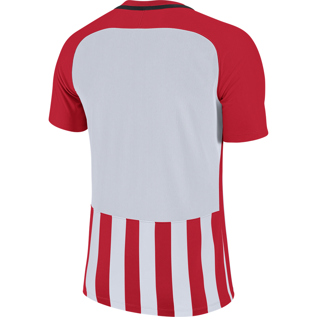 Ingles F.C. - Nike Striped Division III jersey, Red/White, Youth. - Fanatics Supplies