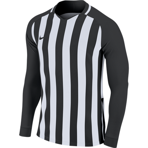 Allexton and New Parks F.C. -  Nike Striped Division III jersey, Adults.