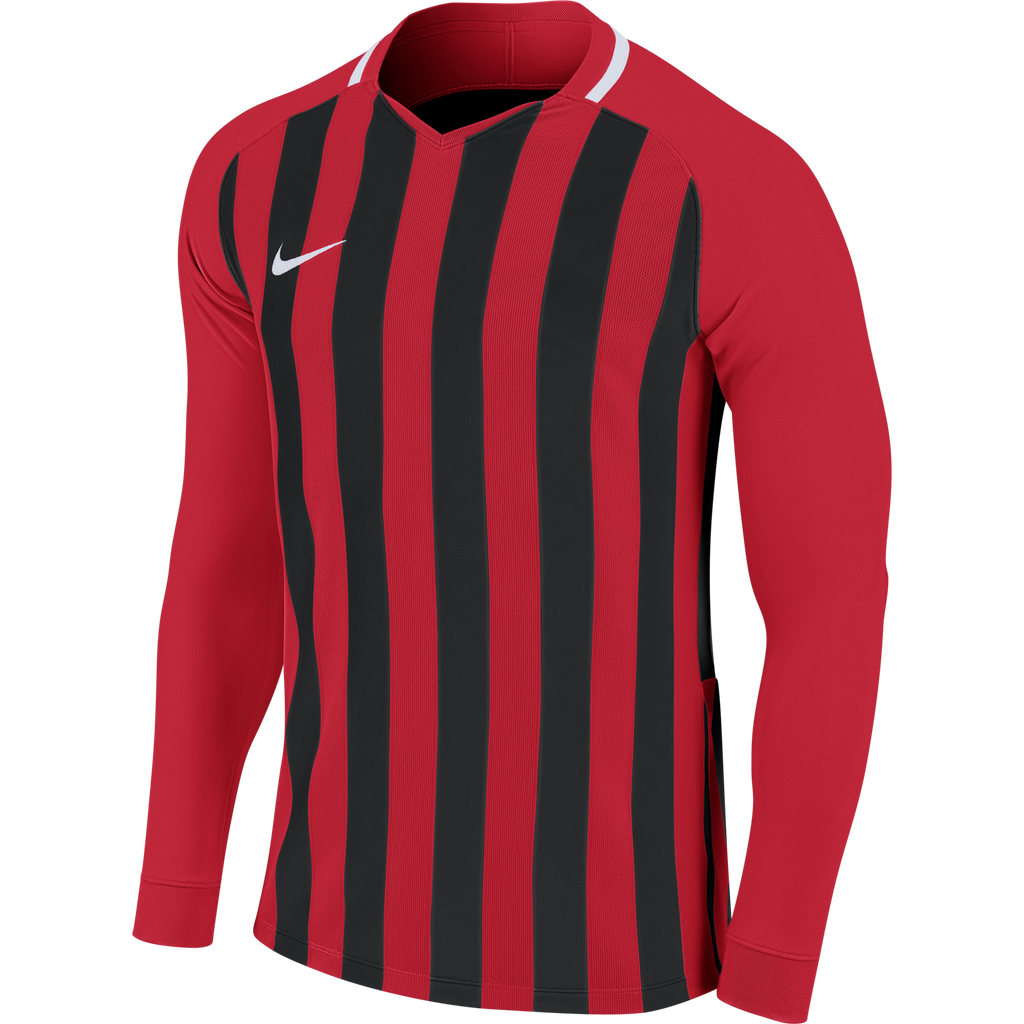 STRIPED DIVISION III JERSEY (Long Sleeve Adult) - Fanatics Supplies