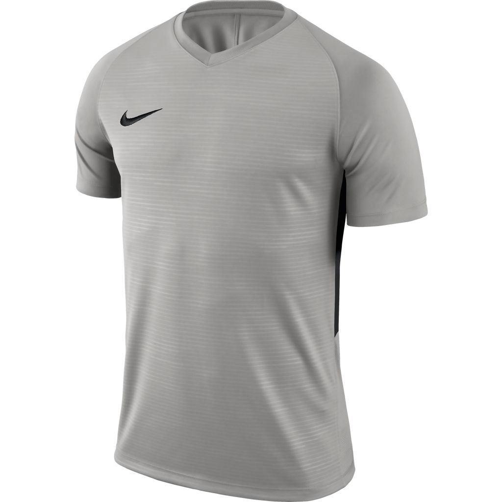 Aylestone Park F.C. - Nike Training Jersey,Pewter Grey, Youth.