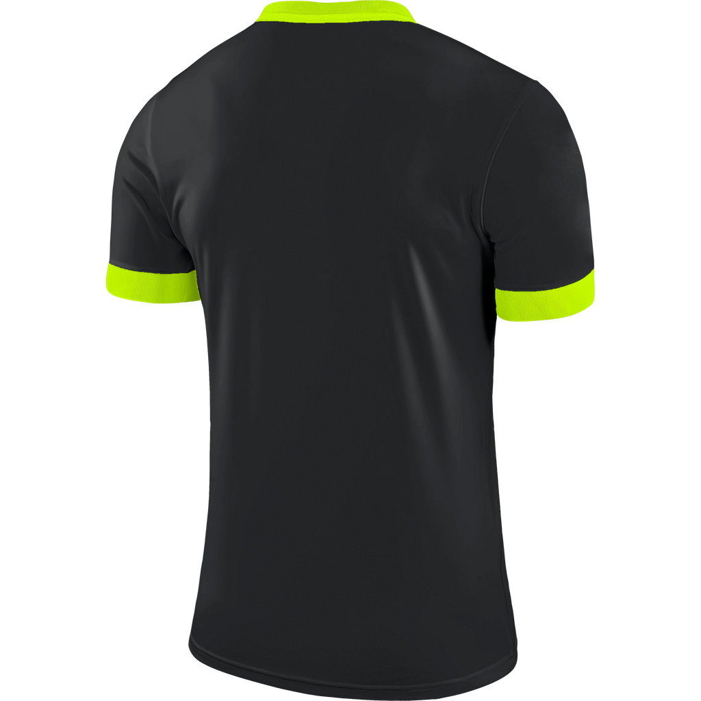 Score Football Coaching - Nike park Derby jersey, Black/Volt, short sleeve. Adults. - Fanatics Supplies